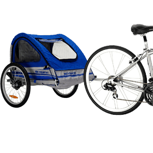 Pacific-Cycle-Schwinn-Trailblazer-Double-Bicycle-Trailer