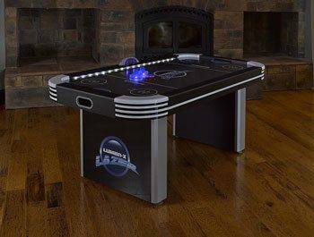 Triumph Lumen X Lazer 6u0027 Air Hockey Table · U003eu003e