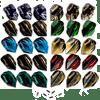 Ignat Games 30pcs Dart Flights