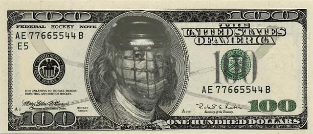 Hockey Money Hockeygods