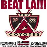 WINNER ANNOUNCED: Take Mom to Coyotes Game for Mother's Day contest for FREE.  UPDATE THANKS AZSPORTSTALK.COM (2/3)