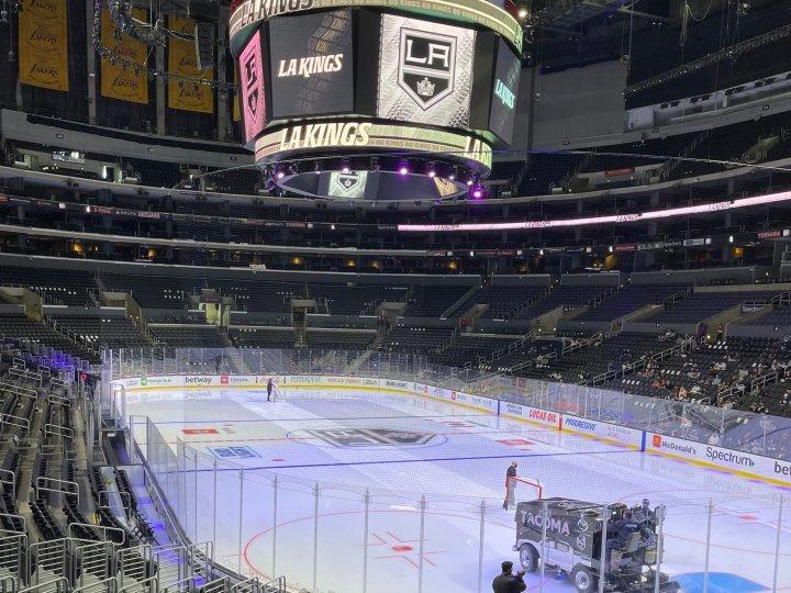 LA Kings Staples Center