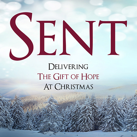 Image result for sent delivering the gift of hope at christmas