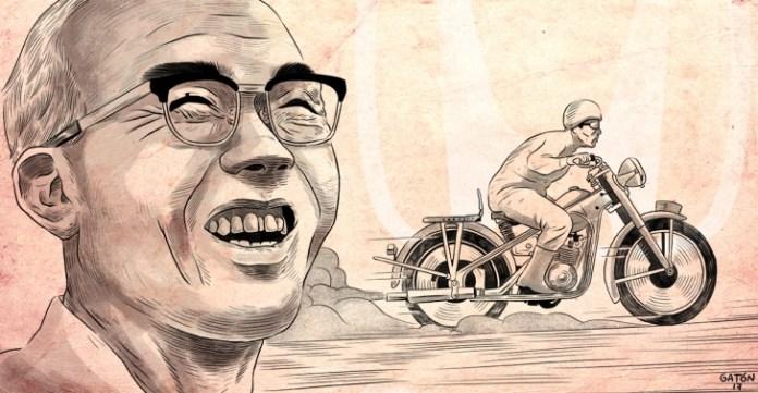 Soichiro Honda - Thiên Tài không Bằng Cấp