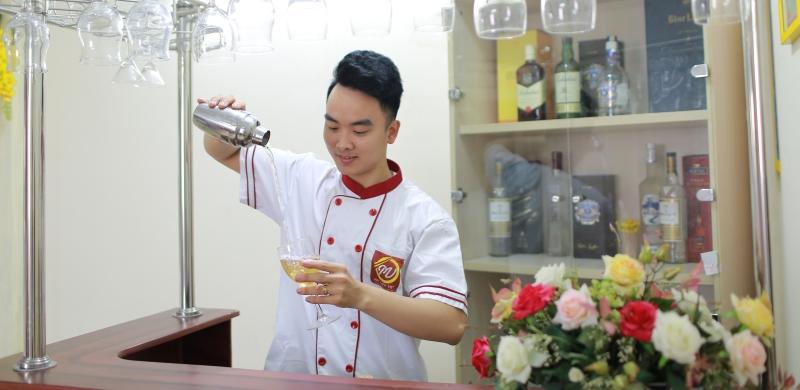 Khóa học Pha chế đồ uống Học món Việt