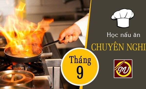 Học Nấu ăn chuyền nghiệp - Học Món Việt