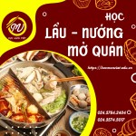 ảnh mới bài khóa học lẩu nướng mở quán Học Món Việt