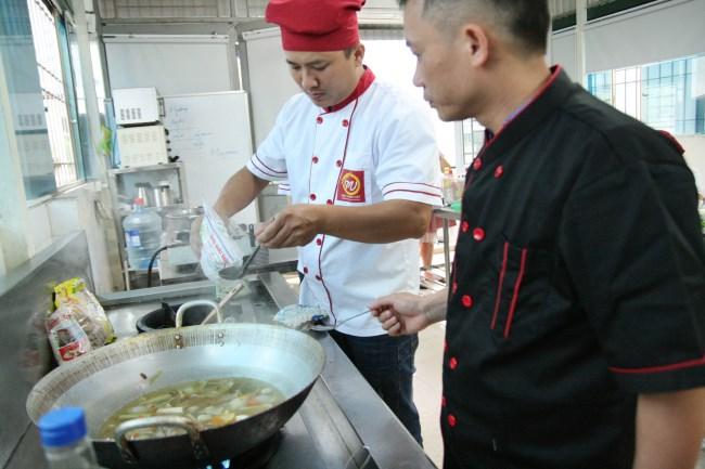 Hình ảnh Khóa học lẩu nướng mở quán tại Học Món Việt