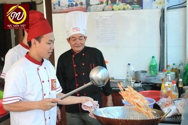 khóa học nấu ăn đầu xuân 2018 - khóa học đầu bếp việt - Học Món Việt
