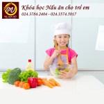 Khóa học Nấu ăn cho trẻ em - Học Món Việt