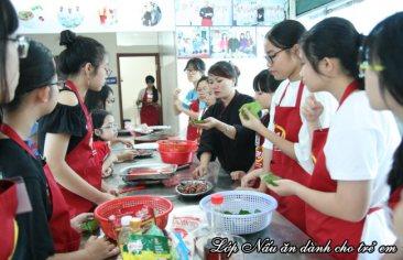 Hình ảnh Lớp học Nấu ăn cho trẻ em 2 - Học Món Việt