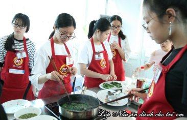 Hình ảnh Lớp học Nấu ăn cho trẻ em 3 - Học Món Việt