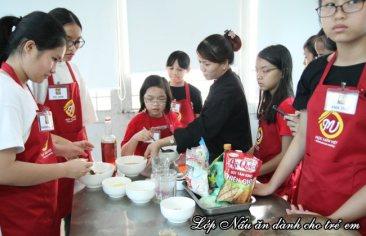Hình ảnh Lớp học Nấu ăn cho trẻ em 4 - Học Món Việt