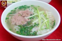 hình ảnh khóa học nấu phở mở quán 22 tại Học Món Việt