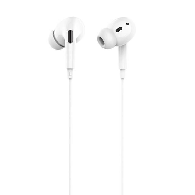 hoco m1 pro original series earphones for lightning angled