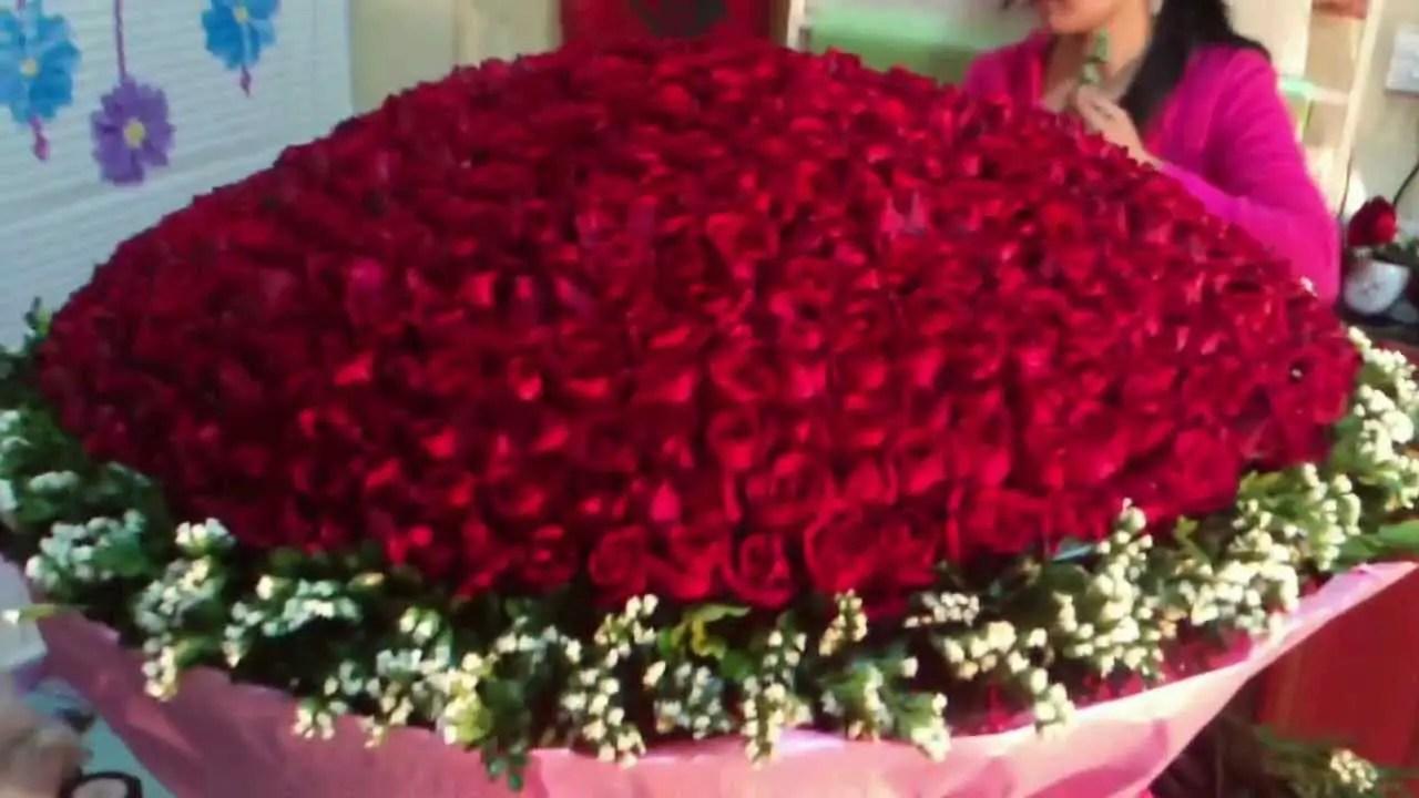 Cảm âm 999 đóa hoa hồng (九百九十九朵玫瑰)