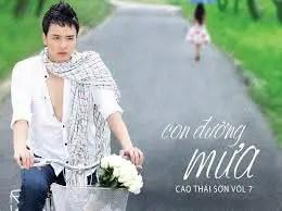 cảm âm Con đường mưa - Cao Thái Sơn