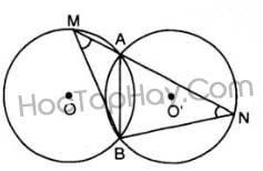 Bài Tập 21 Trang 76 SGK Hình Học Lớp 9 - Tập 2