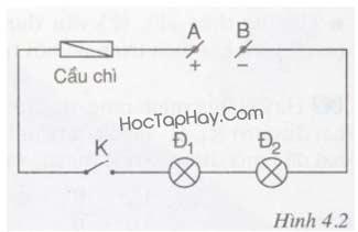 Bài Tập C4 Trang 12 SGK Vật Lý Lớp 9
