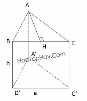 Bài Tập 51 Trang 127 SGK Hình Học Lớp 8 - Tập 2