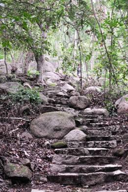 Đường lên đỉnh Bao Quan