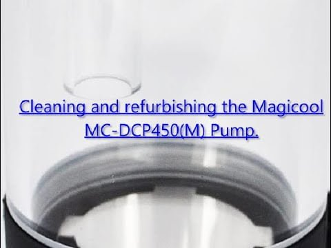 Magicool DCP450 (M) Clean and Repair