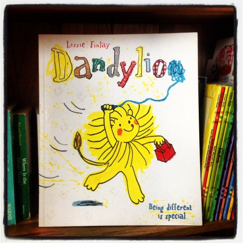 Children's Book Review: Dandylion by Lizzie Finlay
