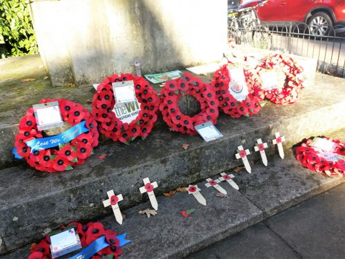 Remembrance: The fallen soldiers of Didsbury