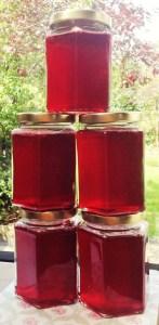 plum jelly
