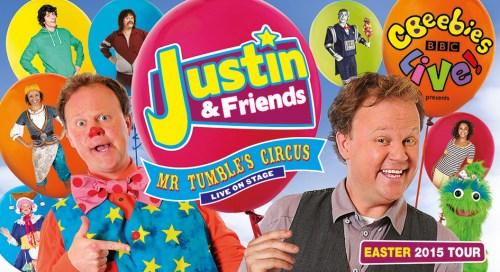 Justin & Friends: Mr Tumble's Circus