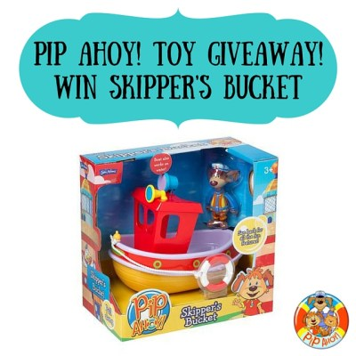 Pip Ahoy! Skipper's Bucket