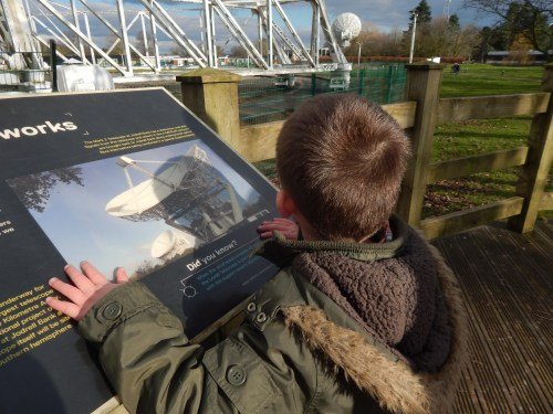 10 family friendly things to do in Cheshire Jodrell Bank