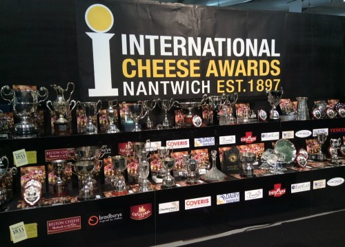 ICA2016 Win tickets to the International Cheese Awards and the Nantwich Show