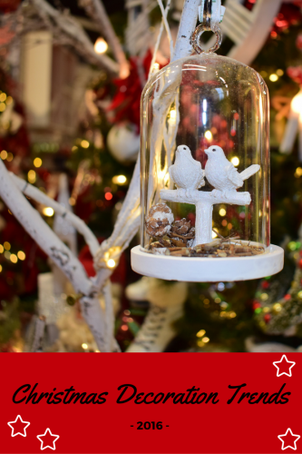 Christmas decoration trends