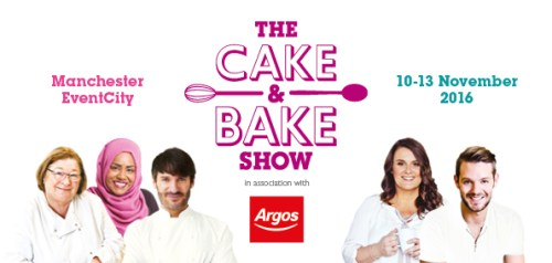 Cake and bake show tickets