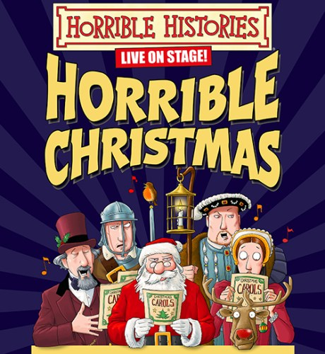 Preview: Horrible Histories Christmas at The Lowry
