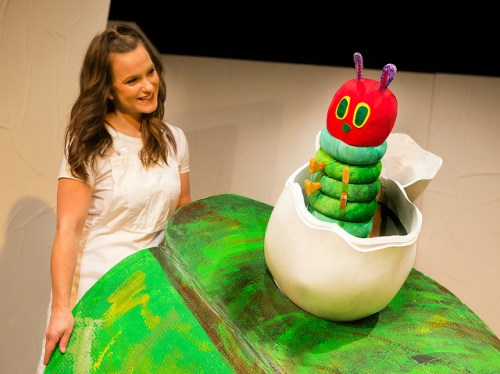 Review: The Very Hungry Caterpillar, The Lowry