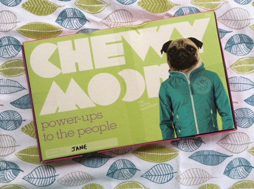 ChewyMoon subscription snack box for children