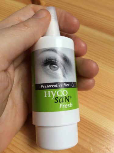 Health: Hormone changes and dry eyes