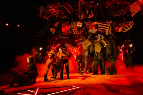 Preview: Running Wild at The Lowry, Salford Quays