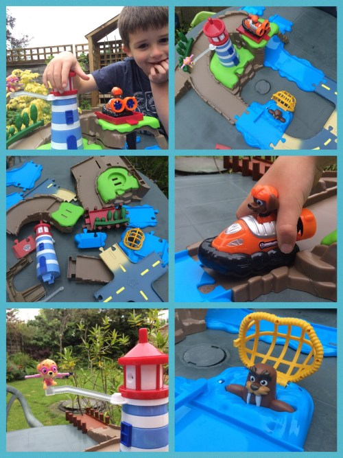 Review: PAW Patrol Skye & Zuma's Lighthouse Rescue Track