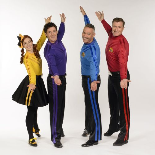 Win a Family Ticket to see The Wiggles at The Lowry