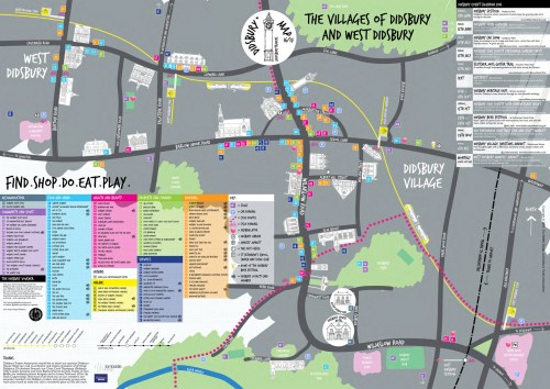 Five fabulous things about Didsbury Village