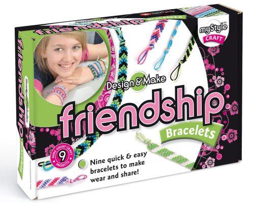 Win a MyStyle Friendship Bracelets kit