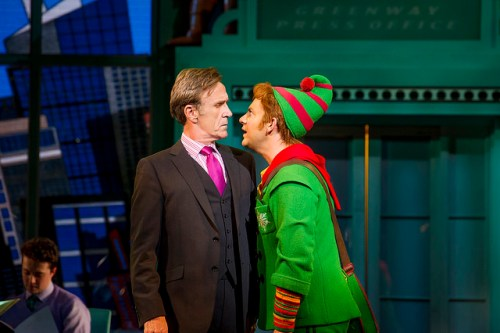 Preview: ELF - The Musical at The Lowry