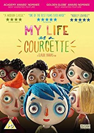 Win a My Life as a Courgette DVD