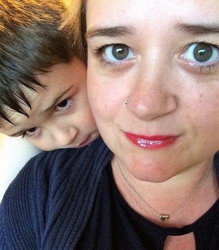 The BlogOn Xmas Jumper Linky - Who am I?