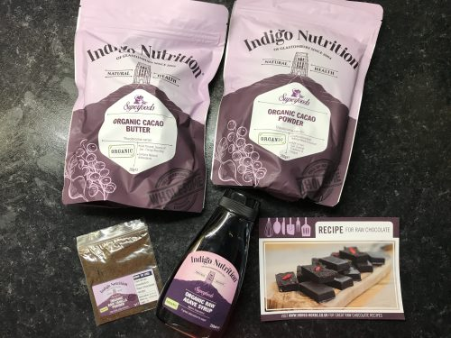 Win an Indigo Herbs Organic Chocolate Starter Kit