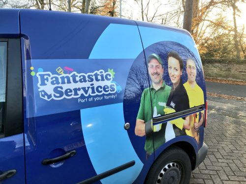 Review: Fantastic Services - professional cleaning