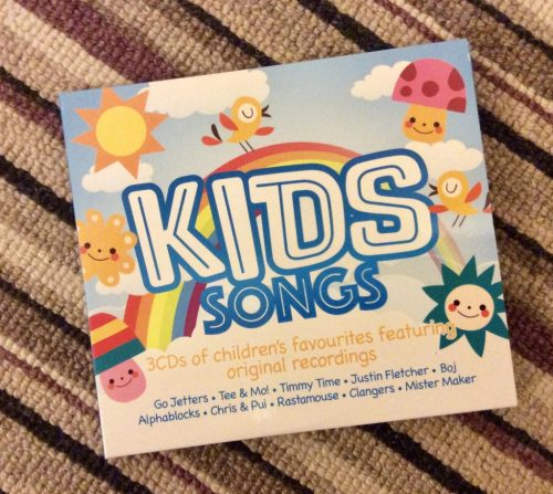 Review: Kids Songs - a triple album for kids